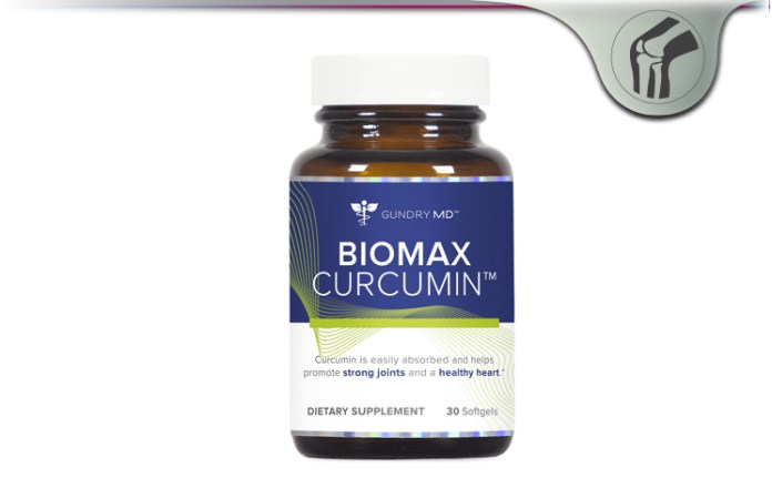 gundry md biomax curcumin review doctor s joint heart support
