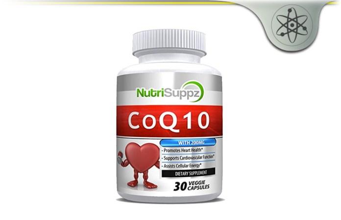 NutriSuppz CoQ10