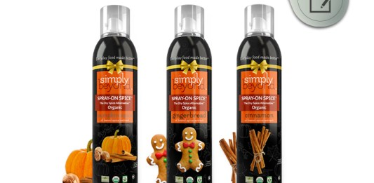 Simply Beyond Spray On Spice
