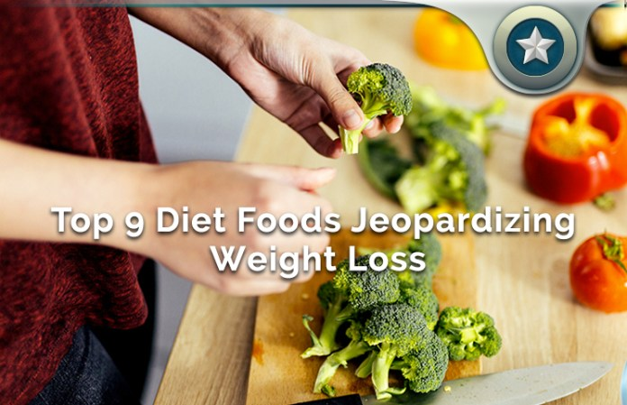 8 Diet Foods For Healthy Weight Loss That Are Jeopardizing Wellness Efforts