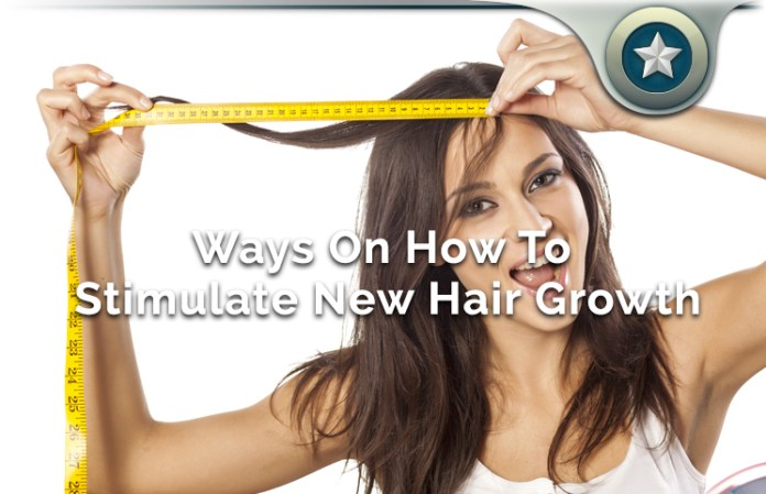 5 Ways To Stimulate New Hair Growth