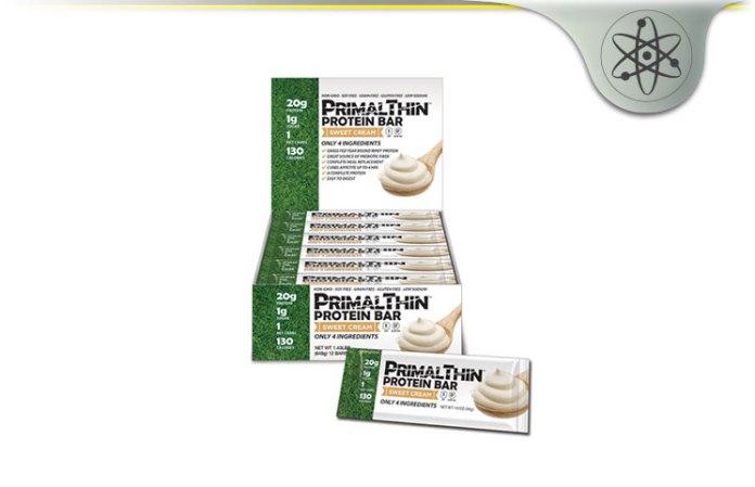 PrimalThin Protein Bar