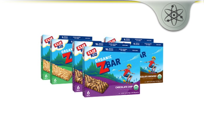 CLIF Kid Zbar Review - Organic Protein & Fruit Filled Energy