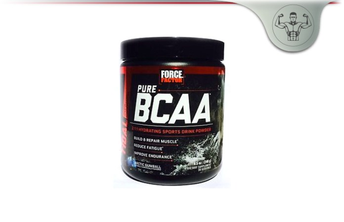 Force Factor Pure BCAA