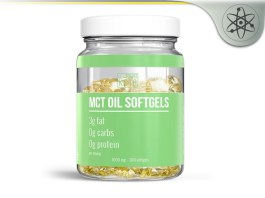 Kiss My Keto MCT Oil Softgels