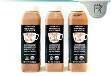 Trader Joe's Organic Cold Brew Mocha Nut Latte