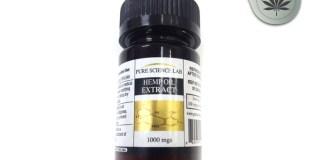 Pure Science Lab CBD Hemp Oil