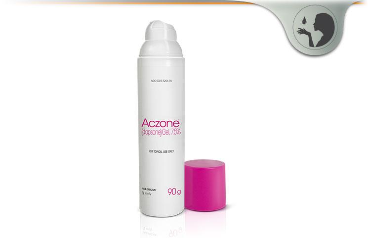 ACZONE Review - Women's Prescription Dapsone Gel Acne Medication?