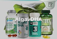 Algal DHA