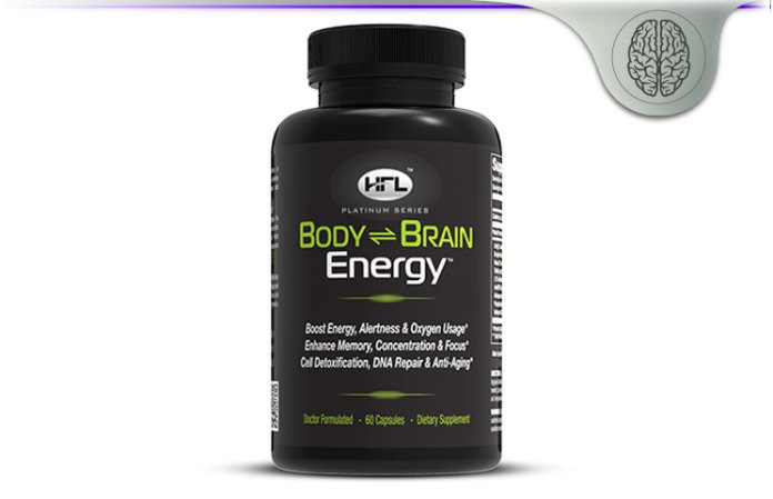 brain body energy