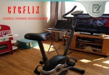 Cycflix Netflix Cycling