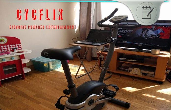 Cycflix Netflix Cycling