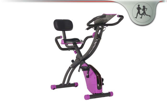 Fitnation Flex Bike Ultra Review Magnetic Resistance