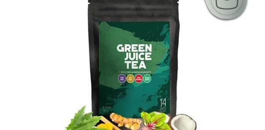 green juice tea