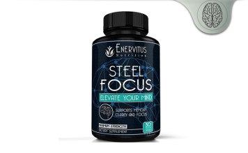 Enervitus Nutrition Steel Focus