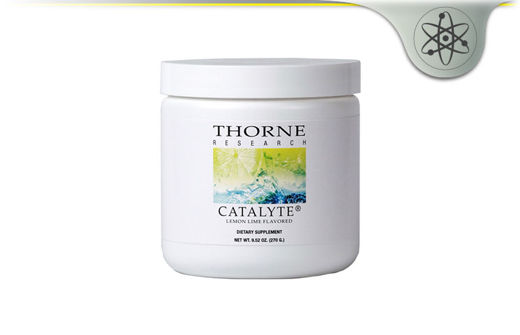 Thorne Research Catalyte Review - Hydrating Electrolyte D ...
