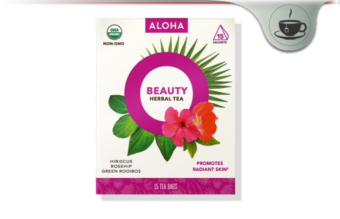 Beauty Tea By Aloha