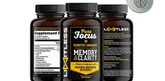 Pure Focus Limitless Life Labs