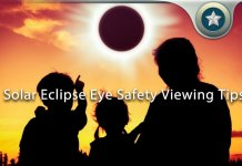 Solar Eclipse Eye Safety Viewing Tips