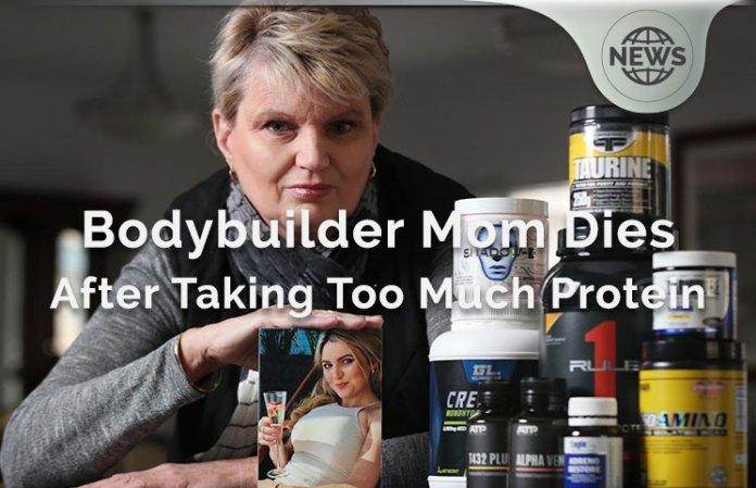 Bodybuilder Mom Dies Eating High Protein Rich Diet (Urea Cycle Disorder)