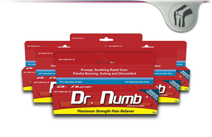 Dr. Numb Review - Topical Anesthetic Lidocaine Tattoo Numbing Cream?