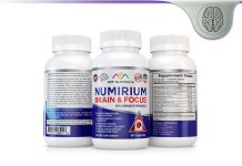 NUMIRIUM Boost Brain & IQ Focus