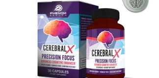Phenom Health Cerebral X Brain Booster Benefits Vs Side Effects Guide