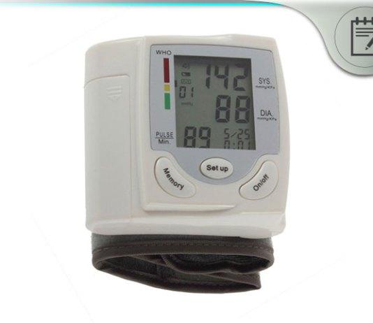 1 PCS High Blood Pressure Monitor