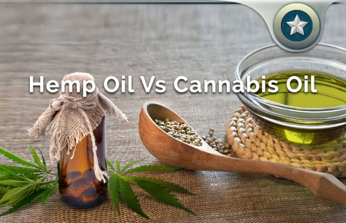 Hemp Oil Vs Cannabis Oil
