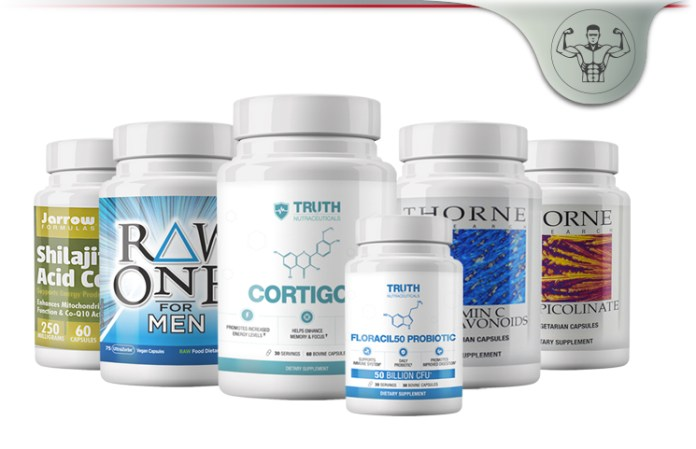 Truth Nutra Mens Health Optimization Stack