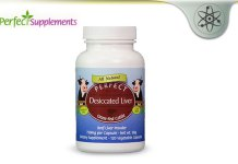 Perfect Supplements Desiccated Liver