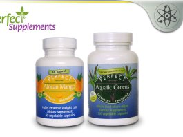 Perfect Supplements Lean Green Combo Pack