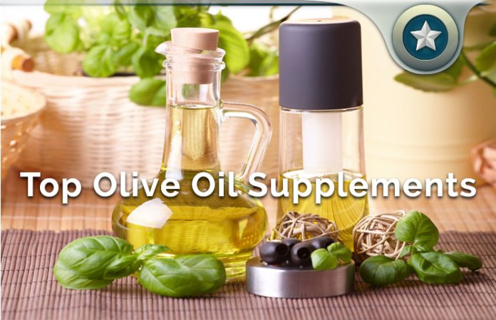 Top Olive Oil Supplements