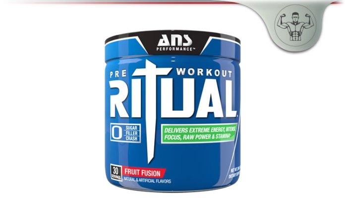Ritual Pre-Workout