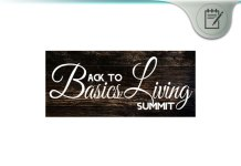 Back To Basics Living Summit