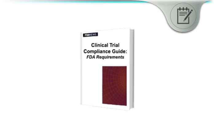 FDA Clinical Trial Compliance Guide