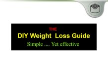 DIY Weight Loss