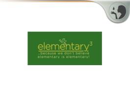 Elementary3 Scalpoo, Hair-too & Creme-too Scalp Hair Care