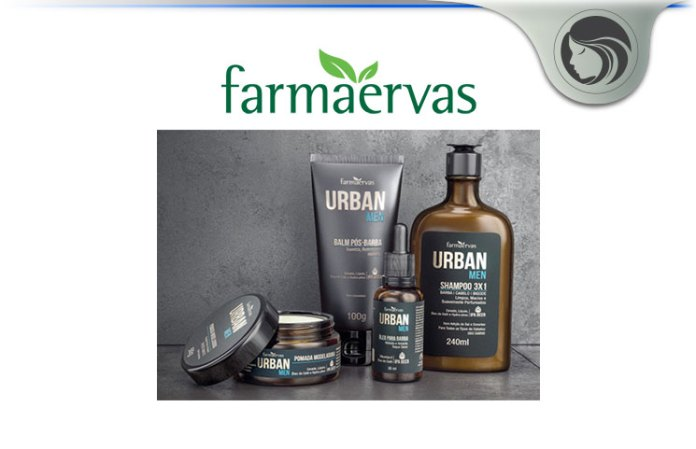 Farmaervas Urban Men Hops Extract Haircare