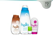 Hello Oral Care Fluoride Free Toddler Training Toothpaste