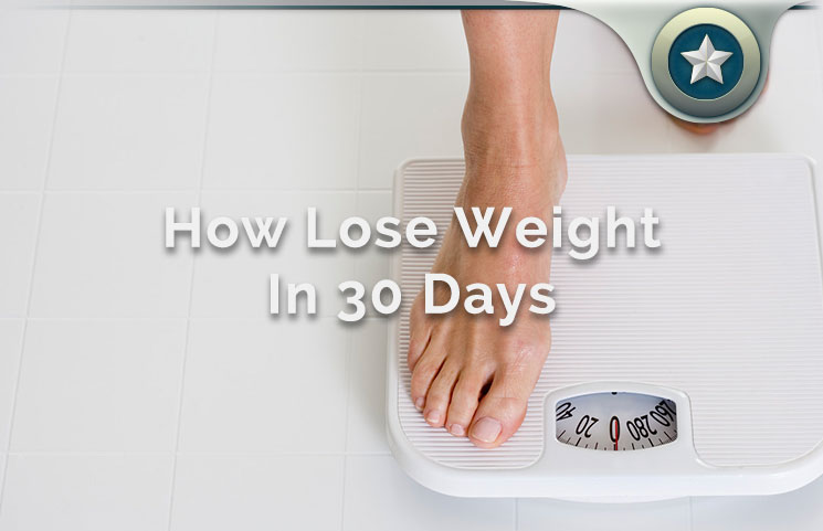 How To Lose Weight, Burn Fat & Melt Extra Body Calories In 30 Days Flat