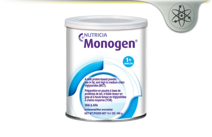 MedicalFood Monogen with DHA & ARA