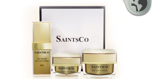 Saintsco Bee Venom Mask Cream
