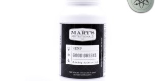 Mary's Nutritionals Good Greens Hemp Powder