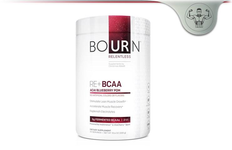 Bourn Relentless RE+ BCAA