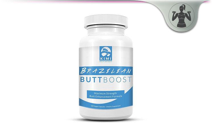 Brazilian Butt Boost Review - Natural Butt Augmentation Supplement?