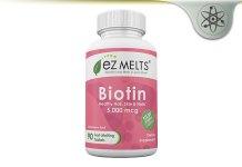 EZ Melts Biotin