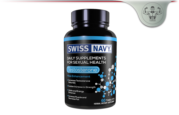 Swiss Navy Testosterone Review - Safely Boost Libido Hormone Levels?