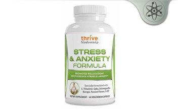 Thrive Naturals Stress & Anxiety Formula
