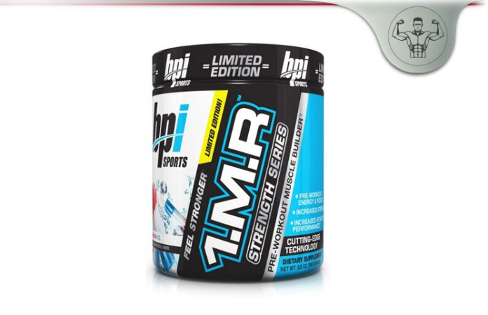 BPI Sports 1MR Strength Series